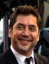 Javier Bardem face Wikipedia